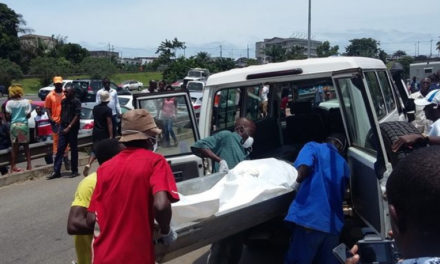 PONT DE L'ÉMERGENCE – Un bus malien se renverse et fait un mort et plusieurs blessés