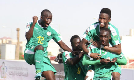 COUPE ARABE U20 – Les Lionceaux écrasent le Bahreïn et filent en demi-finale