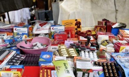 FAUX MÉDICAMENTS – Une valeur de 37 millions saisie par la Douane