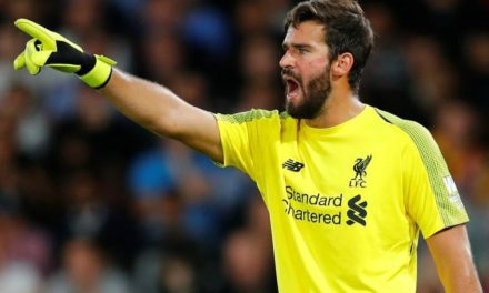 LIVERPOOL – Alisson forfait contre l'Atletico Madrid