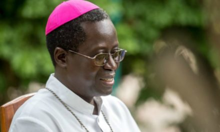 CORONAVIRUS – L'appel de l'archevêque de Dakar, Benjamin Ndiaye