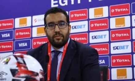 SECRÉTARIAT GÉNÉRAL DE LA CAF – Abdelmounaim Bah assure l'intérim