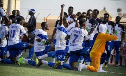 13E JOURNEE LIGUE 1 – Teungueth FC boucle la phase aller sans défaite