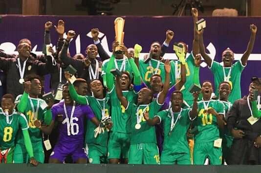FOOTBALL  – COUPE ARABE U20 – Le Sénégal, pays invité, s'offre le Graal