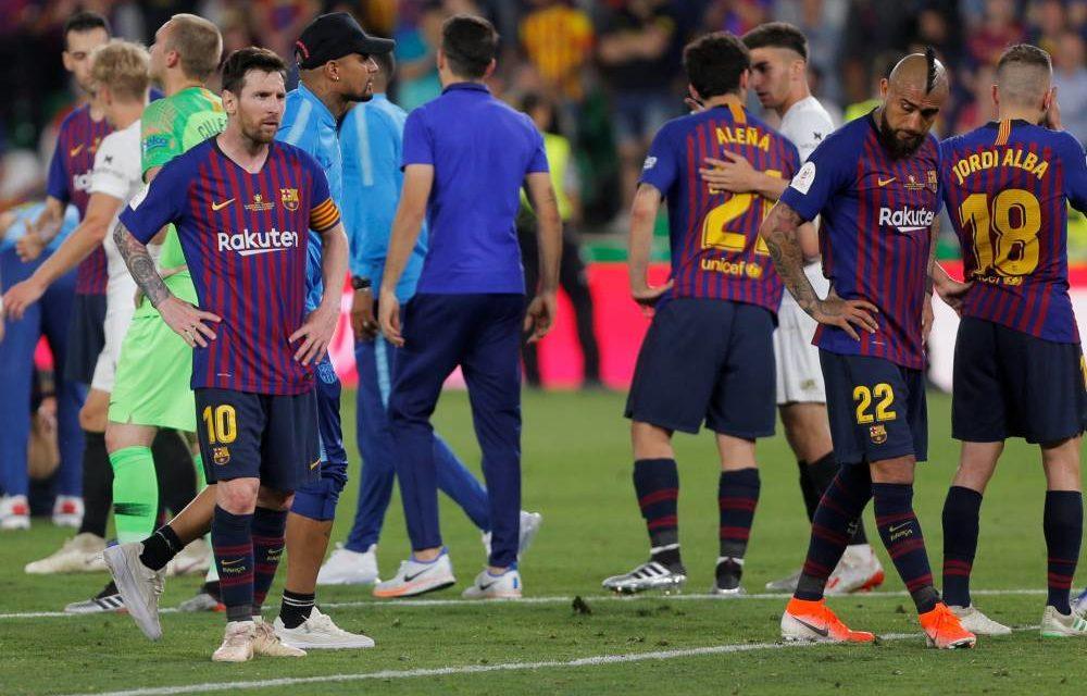 COVID-19 – Le comportement des joueurs du FC Barcelone indigne l'Espagne!