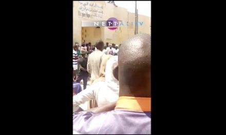 SAINT-LOUIS – Un imam arrêté pour avoir dirigé la prière du vendredi (vidéo)
