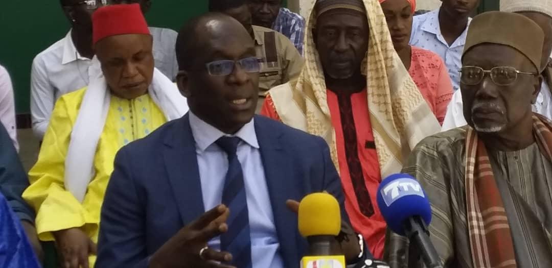 CORONAVIRUS – Abdoulaye Diouf Sarr sensibilise imams et oulémas