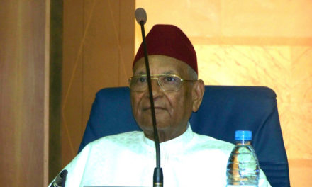 ANNIVERSAIRE  – Amadou-Mahtar M'Bow fête ses 99 ans