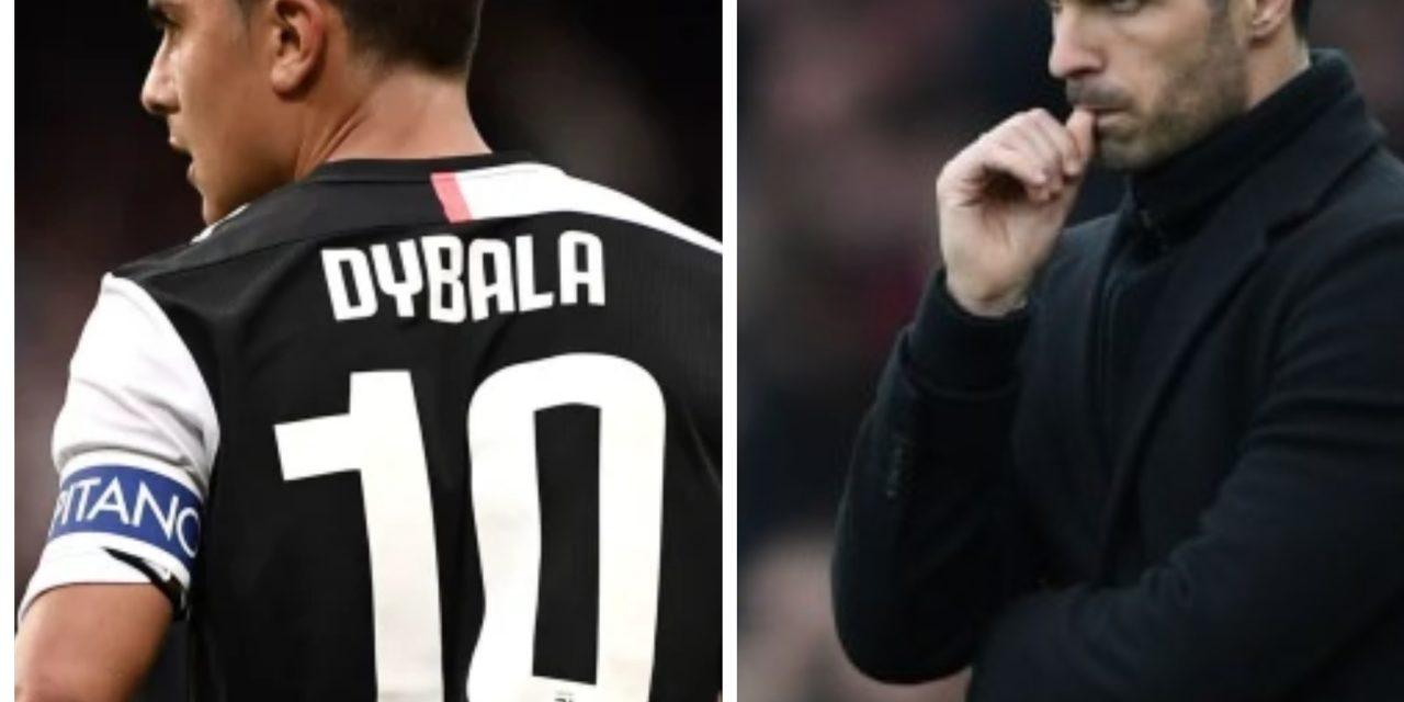 CORONAVIRUS – Paulo Dybala et Mikel Arteta testés positifs