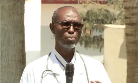 "COVID-19 AU SENEGAL – ""Ce sera la catastrophe si…"""