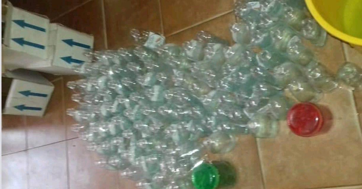 COROVIRUS – Un réseau de fabricants de faux gels hydro-alcooliques démantelé