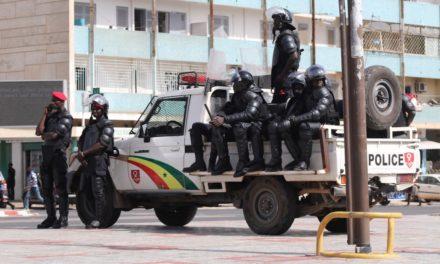 COVID-19 – Le plan de riposte de la police