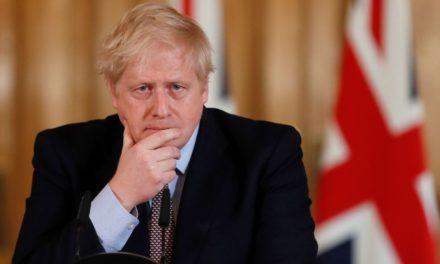 ROYAUME-UNI – Le Premier ministre Boris Johnson hospitalisé pour le Covid-19