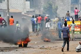 VIOLENCES ELECTORALES EN GUINEE CONAKRY – La police fait le point sur la mort de 4 personnes