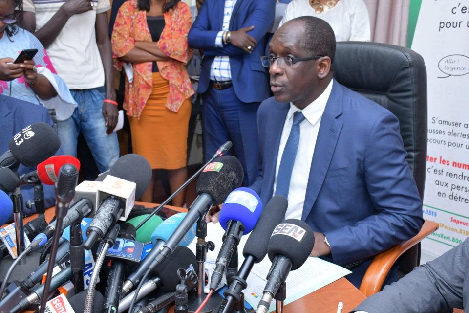 AUGMENTATION DES CAS DE COVID-19 – Dakar  inquiète  le ministère de la Santé