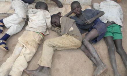 RIPOSTE COVID-19 – 2015 enfants retirés de la rue