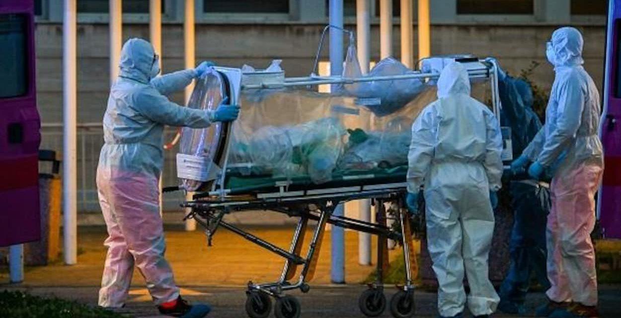 CORONAVIRUS  – Record de décès en Italie : 475 morts sur un seul jour
