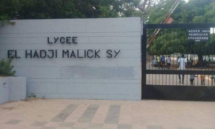 THIES – Le lycéen Sidy Badji victime d'une chute mortelle
