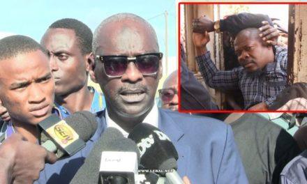LIBÉRATION DE GUY MARIUS SAGNA – Me Khoureychi Ba dénonce une immixtion de l'exécutif