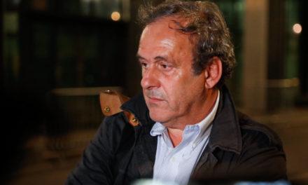 RECOURS FIFA – Platini, débouté