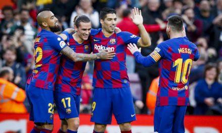 CORONAVIRUS – Les joueurs du Barça réduisent 70% de leurs salaires