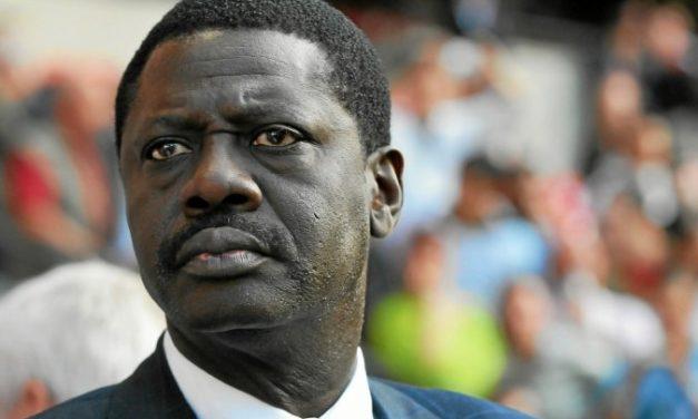 CORONAVIRUS – Pape Diouf, ancien président de l'OM, hospitalisé à Dakar