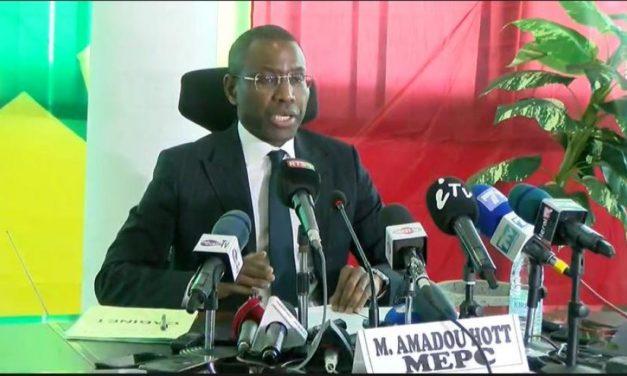 """AMADOU HOTT SUR LE CORONAVIRUS – """" La lutte va coûter plus de 64 milliards au Sénégal"""""""