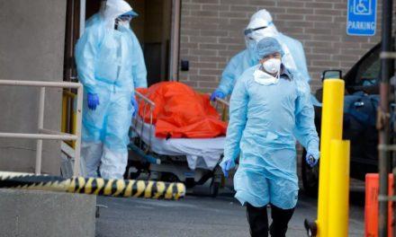 CORONAVIRUS – 1400 morts, les Etats-Unis enregistrent le pire bilan quotidien