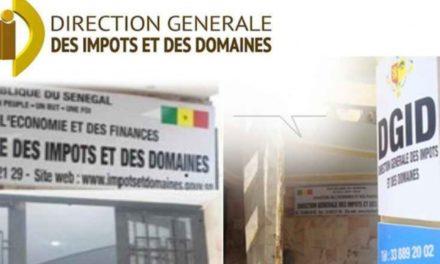 CORONAVIRUS – La DGID diffère le payement des impôts et taxes
