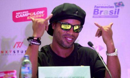 Ronaldinho est libre
