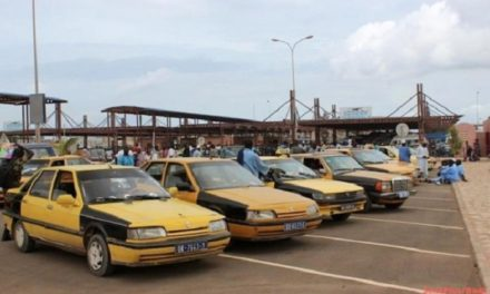 "TRAFIC DAKAR-TOUBA – 55 ""Allo Taxi"" arrêtés"