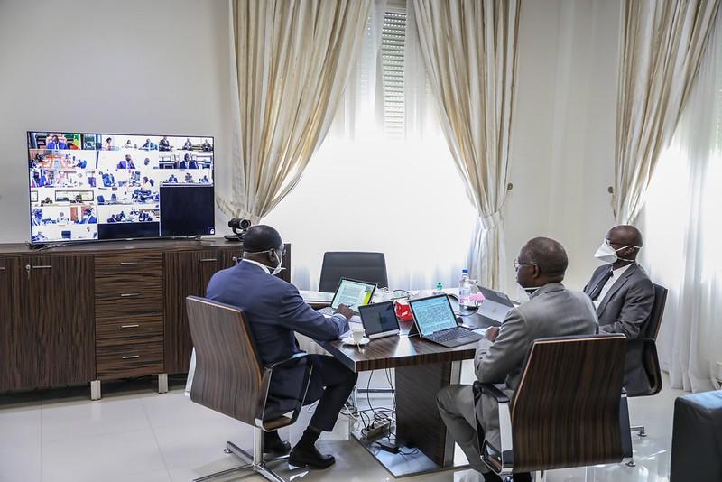 REFORME DE LA SANTE – Macky lance un plan quinquennal d'investissements à 1000 milliards