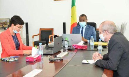 Coronavirus : L'union européenne alloue 100 milliards au Sénégal