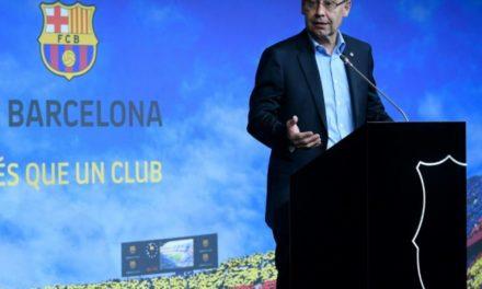 LIGA – Guerre ouverte à la tête du FC Barcelone