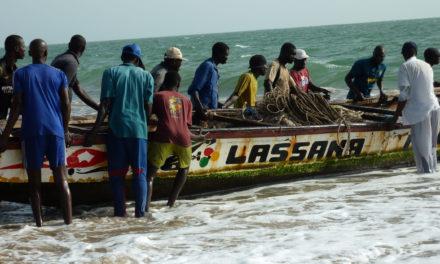 CORONAVIRUS – 39 pêcheurs Ghanéens mis en quarantaine à Elinkine