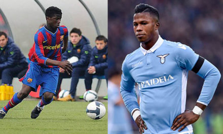 FOOTBALL – Diao Baldé Keïta veut joueur en Liga