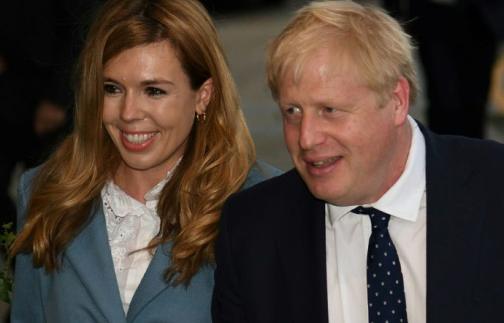 ANGLETERRE – Boris Johnson et sa fiancée ont eu un petit garçon