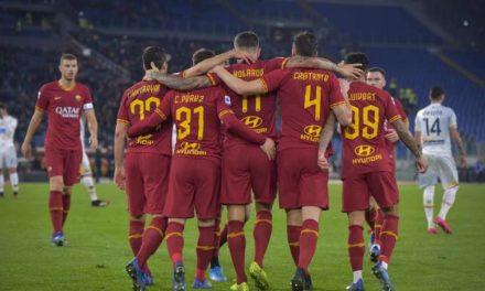 COVID-19 – Les joueurs de l'As Rome renoncent à 4 mois de salaire