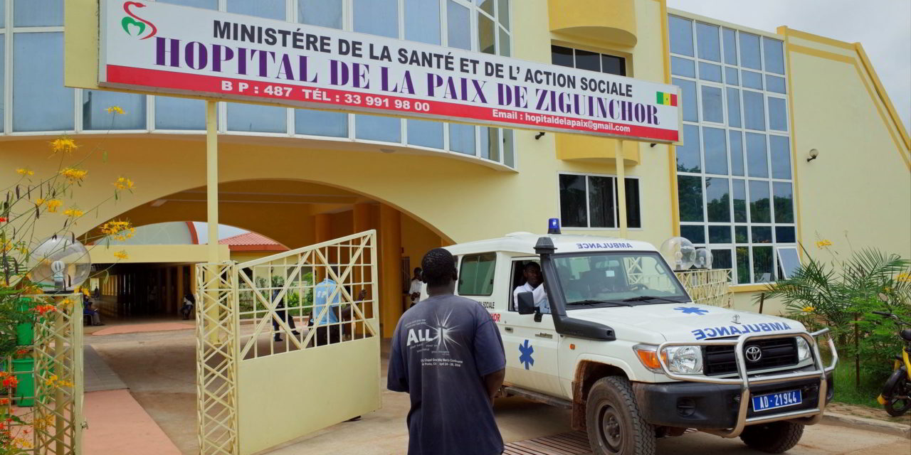 Coronavirus : Seydou Diatta, le 3e patient mort au Sénégal, enterré en l'absence de sa famille