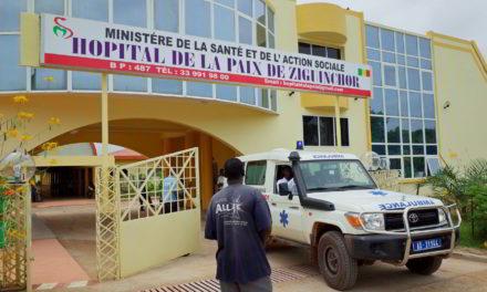 Décès d'un étudiant de l'Université Assane Seck de Ziguinchor sur le chemin de l'hôpital