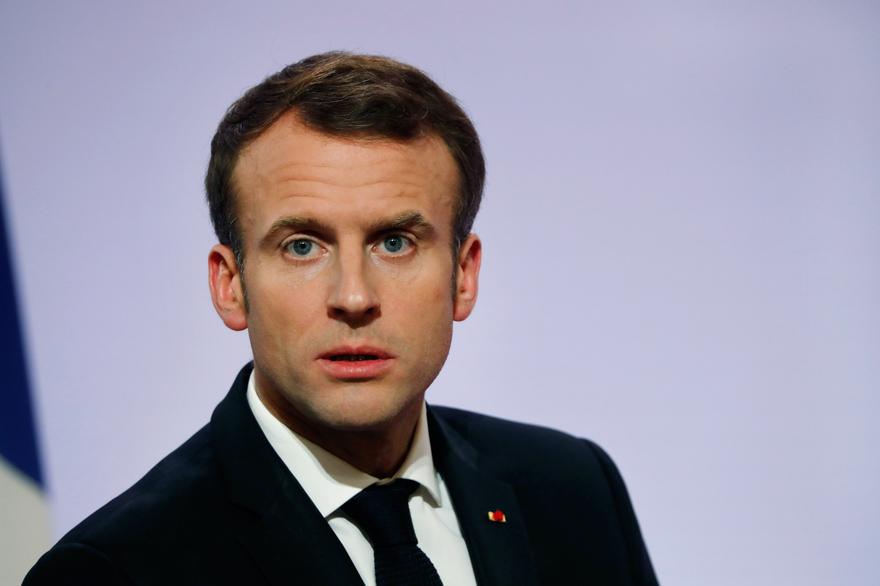 CRAINTE D'UNE NOUVELLE DEVALUATION DU F CFA – Macron nuancé
