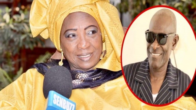 NÉCROLOGIE – Marie Madeleine Diallo pleure Golbert Diagne
