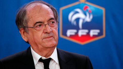 """NOËL LE GRAËT, PRESIDENT DE LA FFF : """"C'était un passionné''"""