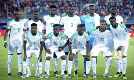 """CLASSEMENT FIFA – Le Sénégal toujours """"roi"""" d'Afrique"""