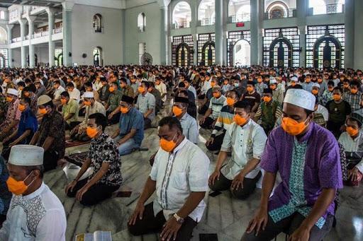 COVID-19-RAMADAN – Jamra demande la réouverture des mosquées