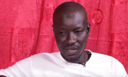 OUTRAGE A AGENT DE LA FORCE PUBLIQUE – Karim Xrum Xax en prison pour 3 mois