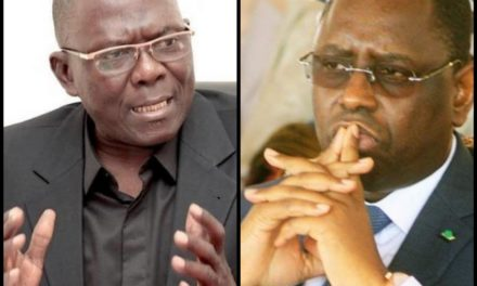 """MOUSTAPHA DIAKHATÉ SUR L'ETAT D'URGENCE – """"Le Président Macky Sall viole la constitution"""""""