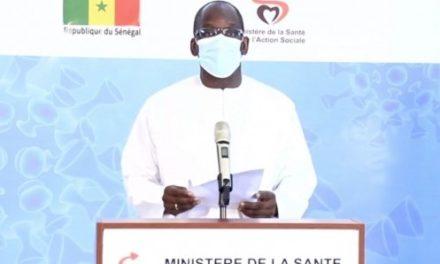 CORONAVIRUS – Le Sénégal dépasse la barre des 2.000 cas avec 110 nouveaux