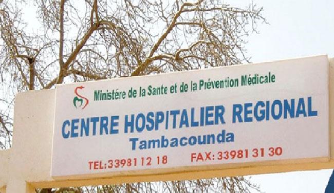 HÔPITAL RÉGIONAL DE TAMBA – 3 urgentistes testés positifs