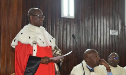 AFFAIRE TELIKO – Le Premier président de la Cour suprême s'en mêle